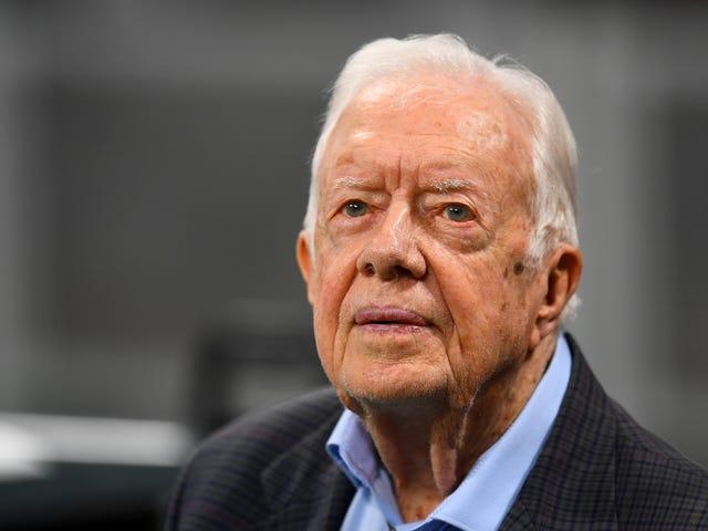 Former President Jimmy Carter: Brett Kavanaugh Is Unfit to Serve on the Supreme Court