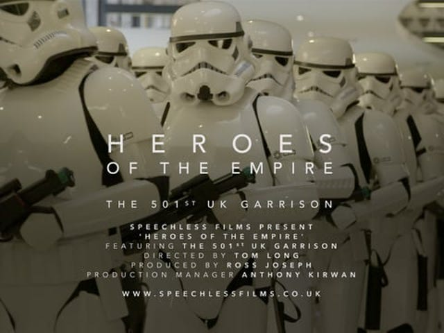 Heroes Of The Empire Charts The Rise Of The 501st Legion's UK Garrison