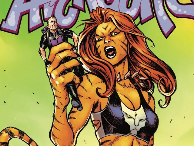 This West Coast Avengers #2 exclusive throws the new team into action