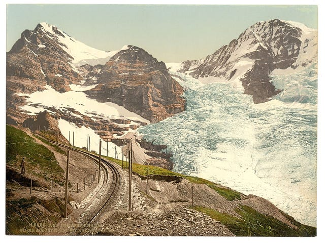 Can O History - Ascent of the Eiger