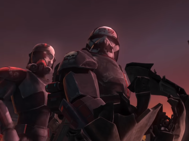 Meet the Stars of Clone Wars' Imminent Return, the Bad Batch