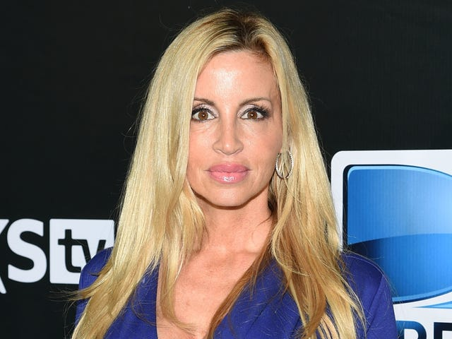 Camille Grammer Says the Election Is Worse Than a Real Housewives Reunion