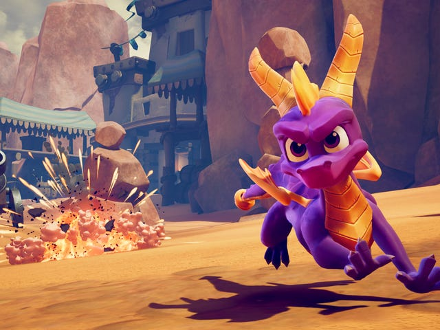 The Spyro Reignited Trilogy Preserves The Excellence Of A PlayStation Masterpiece