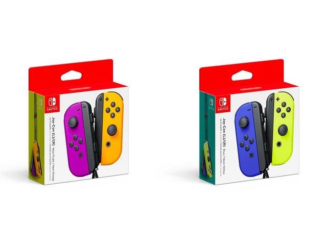 어떻게 좀 더 많은 Nintendo Switch Pro 컨트롤러 색상을 원하십니까?