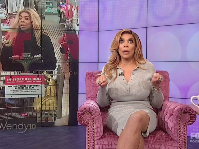 Wendy Williams Responds to Walmart Scooter Gossip: 'Do I Look Frail to You?'