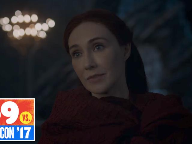 Les nouvelles du vendredi, les remorques et tout le reste du Comic-Con 2017 à San Diego