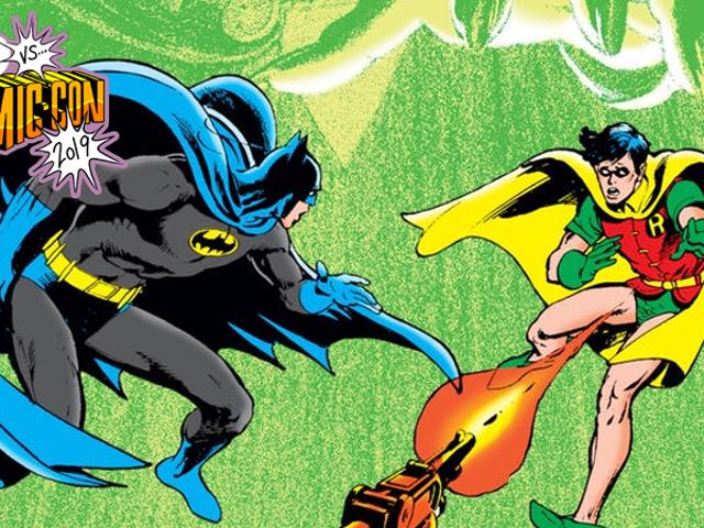 Dan DiDio de DC sobre el éxito de doble filo de la reimpresión de Old Comics