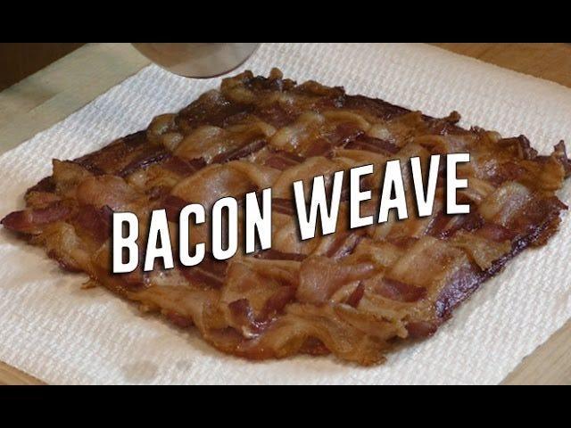 Impara come tessere pancetta con questo video