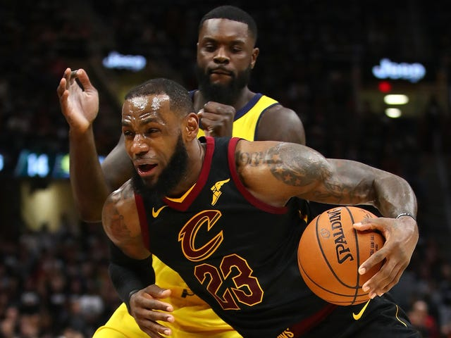 The Lakers Are Putting Together A Highly Combustible Roster Around LeBron
