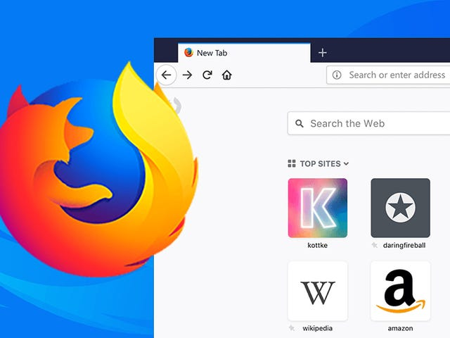 4 Обновления обновленного Mozilla Quantum Firefox