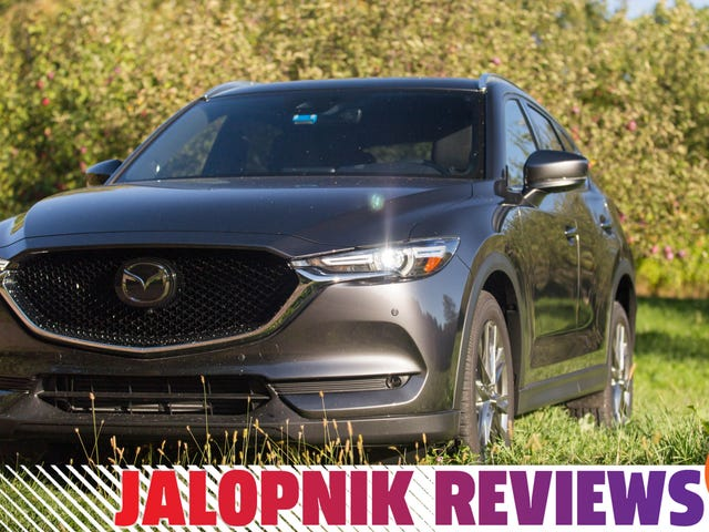 The 2019 Mazda CX-5 Diesel Is Too Little, Too Late