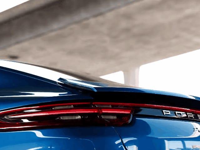 El nuevo Porsche Panamera heeft 550 caballos de fuerza y se transforma al estilo de Iron Man