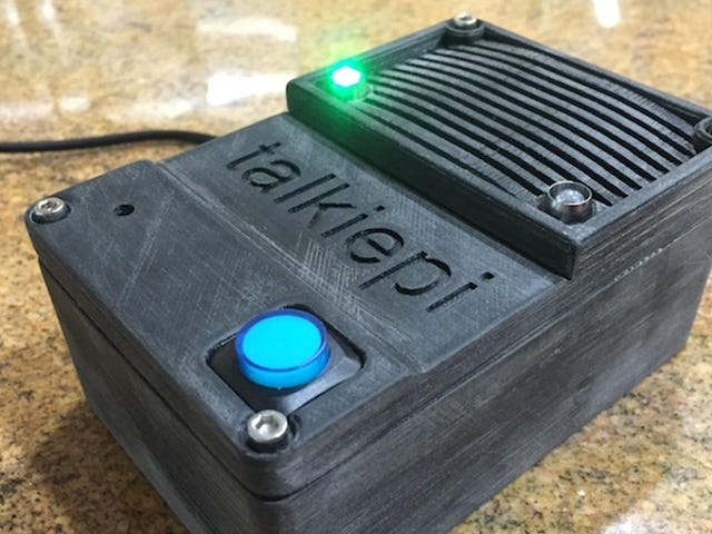 ラズベリーパイでWi-Fiトランシーバーのようなデバイスを構築する
