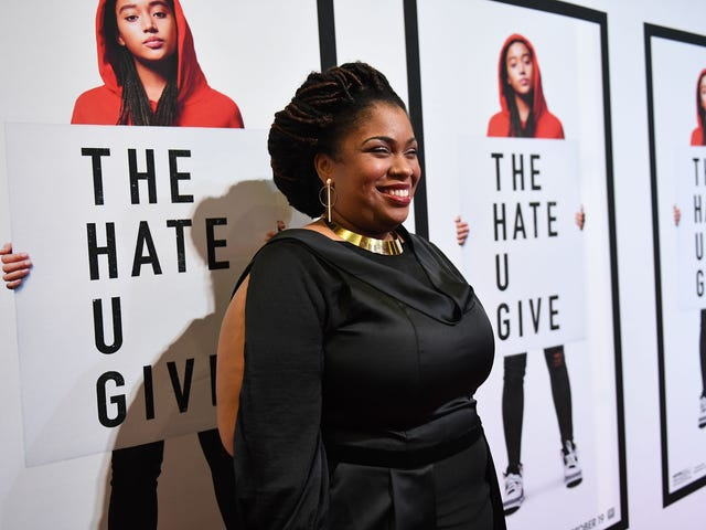 WithOn the Come Up, Bestselling Author Angie Thomas Continues Her Crusade: 'I Can See Myself Writing About Black Girls From Here on Out'