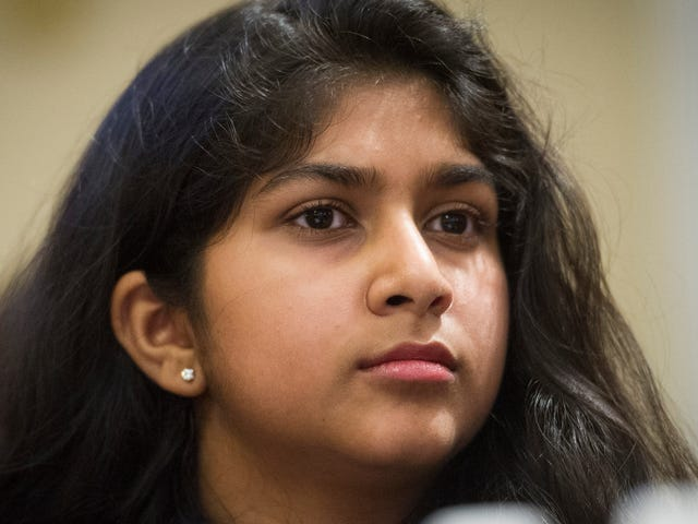 Teen Witness Ignored During Congressional Climate Hearing Speaks Out [Updated]