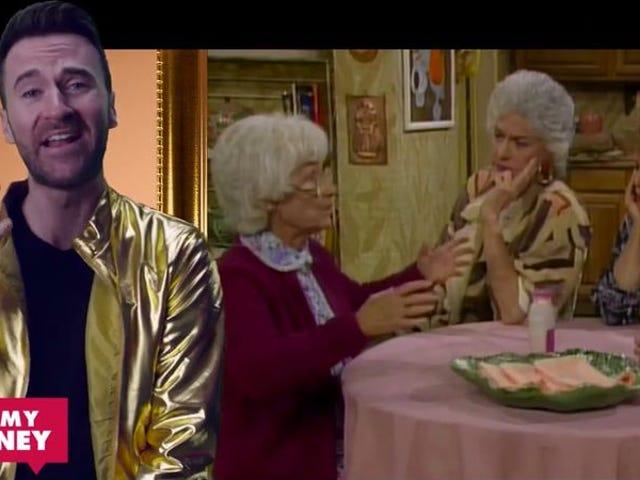 Świętuj 31 rocznicę The Golden Girls dzięki temu rapowi