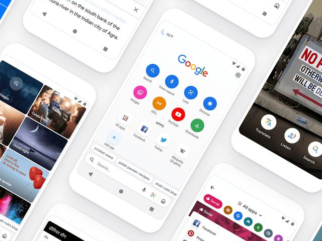 Google Goをダウンロードできるようになりました。GoogleGoは、最大40%のデータを保存する軽量バージョンの検索エンジンです