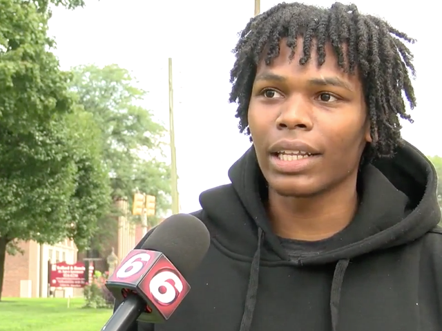 Video: Police Arrest Black Man for Loitering at His Own Apartment Complex