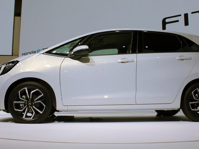 Honda Fit to samochód, którego potrzebujemy