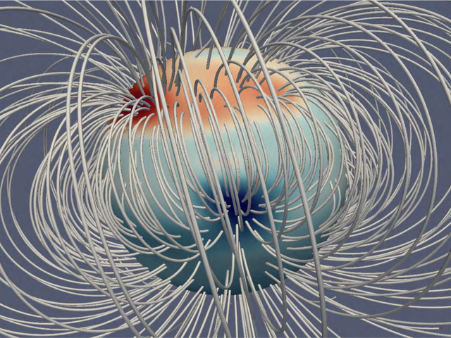 Jupiter's 'Baffling' Magnetic Field Is Unlike Any Other
