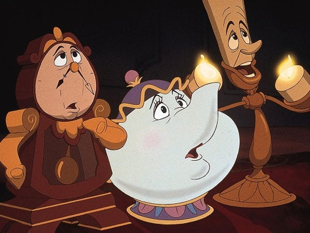 Guillermo del Toro Won't Direct a Beauty and the Beast Film After All