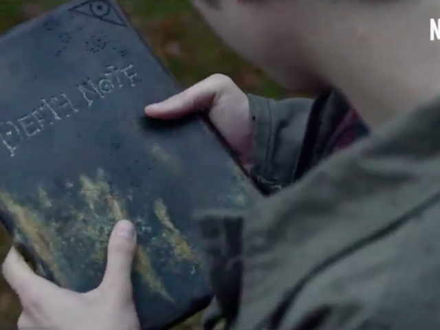 The Teaser for Netflix's Death Note Adaptation Is the Most Netflix Thing Ever Made