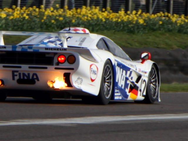 Aloita viikonloppu tällä massiivisella McLaren F1 GTR Photo Dumpilla