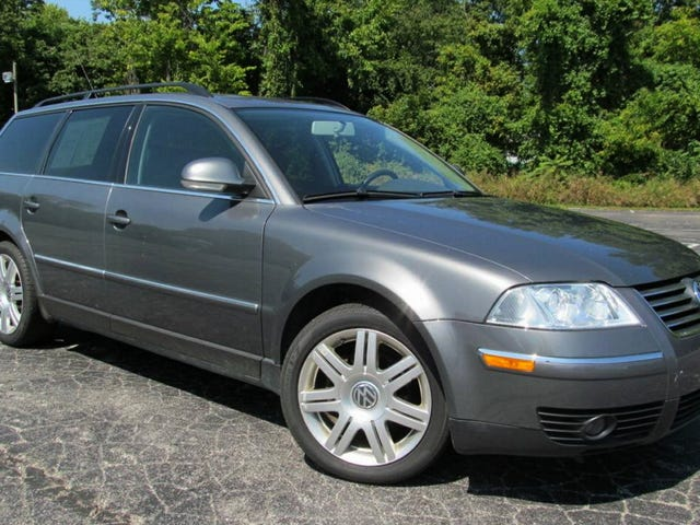For $5,999, Could This 2005 VW Passat TDI Be Passable?