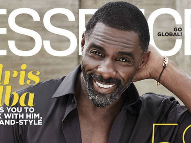 Idris Elba Says Marriage Is Not His Life's Calling