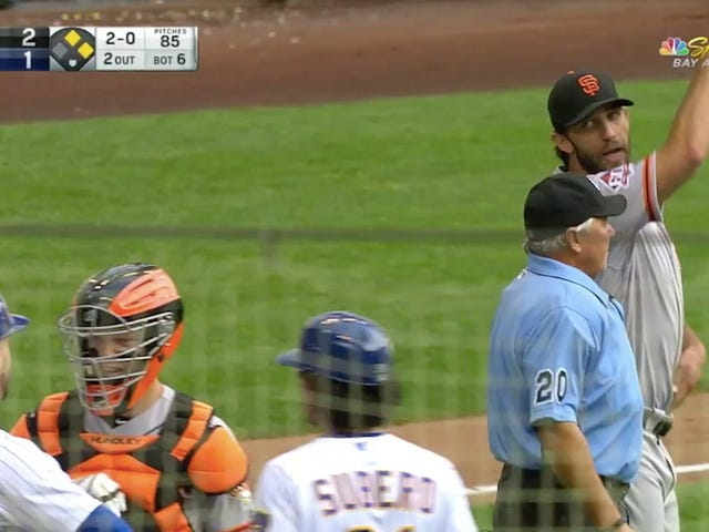 Madison Bumgarner And Ryan Braun Started A Nice Little Feud