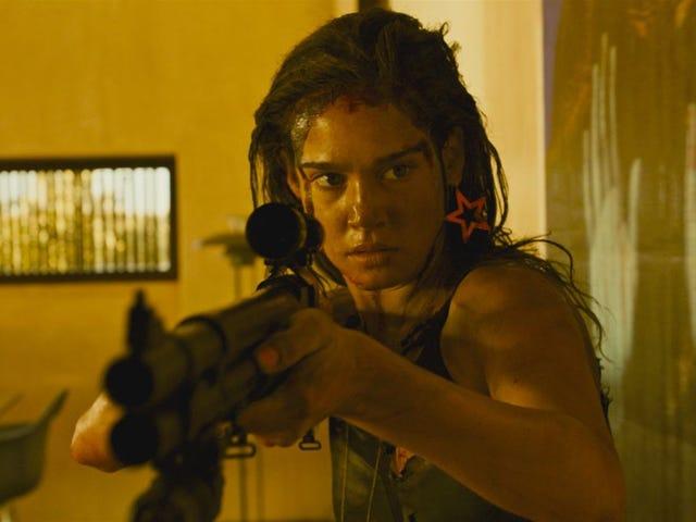 ภาพยนตร์เรื่องการแก้แค้นการข่มขืนเกิดใหม่ในกองไฟและเลือดด้วยการแก้แค้นนอกกฎหมายที่รุนแรง