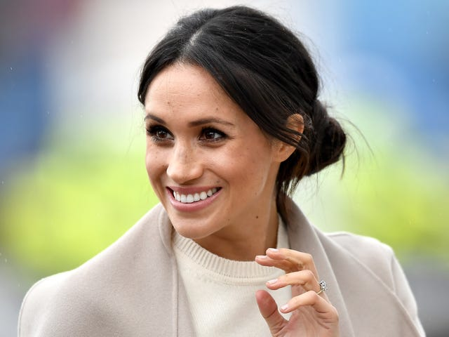 Brands See a Halo of Golden Coins Around Meghan Markle's Glamorous Head