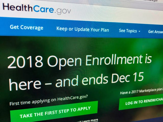 HealthCare.gov Portal Suffers Data Breach Exposing 75,000 Consumers