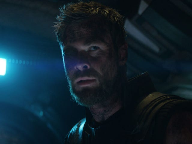 Chris Hemsworth Is Done With Thor... Contractually