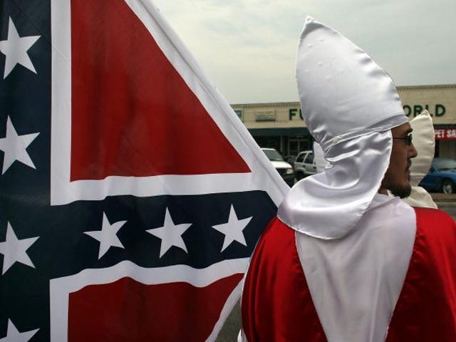 Law Enforcement and the KKK Have a Close History in Florida