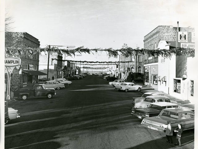 Old pictures of my hometown.
