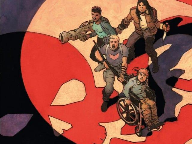 <i>Occupy Avengers</i> απίστευτα επικίνδυνη κίνηση