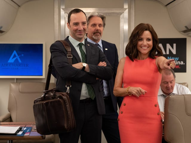 Veep takes a hard right, sacrificing character to set up the show's final arc