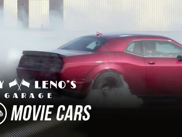 Full episode of Jay Leno's garage