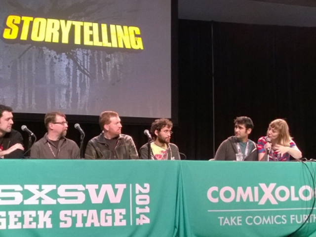 Tales from the Borderlands details from SXSW