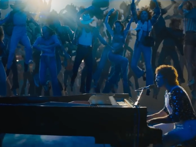 Will This Elton John Movie Be the Rare Rock Star Biopic That's Actually Good?