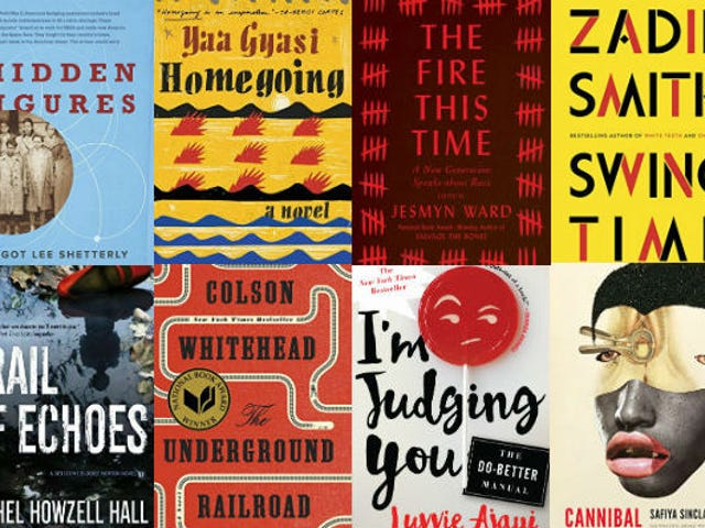 Gi noen en god lesning med 1 av disse 26 beste bøkene av svarte forfattere