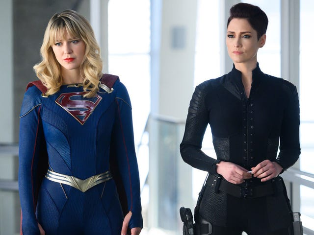 Une Supergirl post-crise réinitialise son univers