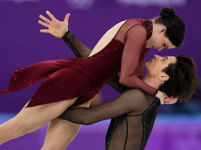 Are Virtue And Moir Fucking Or What?