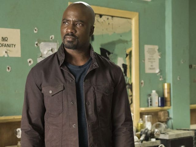 Luke Cage Star Mike Colter Wasn't Shocked by the Series' Cancellation but Hopes It's Coming Back