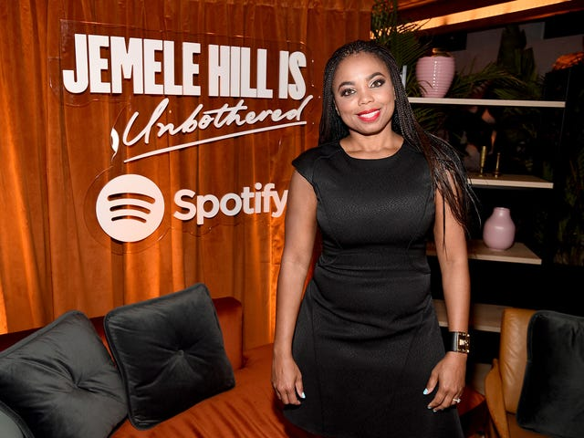 Jemele Hill Remains 'Unbothered' with New Podcast