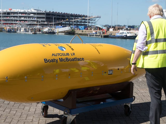 Groundbreaking climate change discovery made by, sigh, <i>Boaty McBoatface</i>