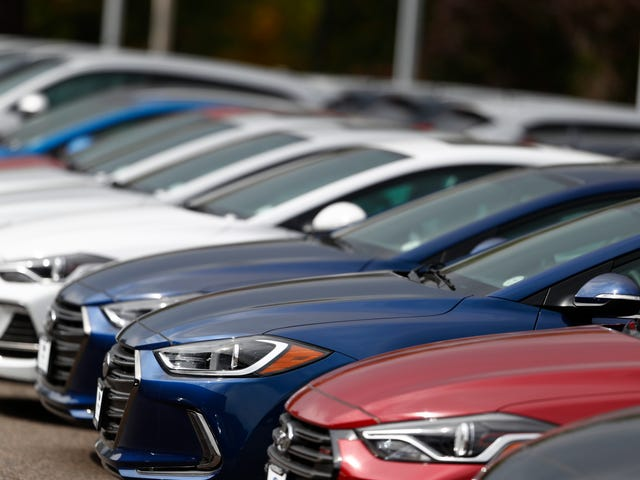 You Might Soon Be Able To Buy A Car At Your Local Walmart, If You Want