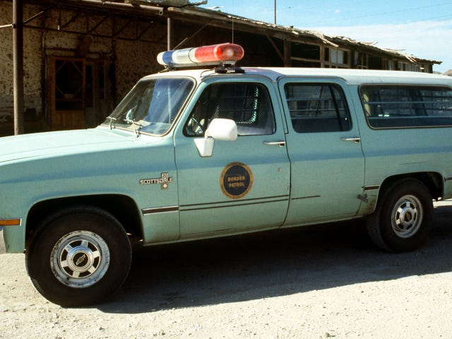 [POLITICS]: The Border Patrol's Recruiting Crisis