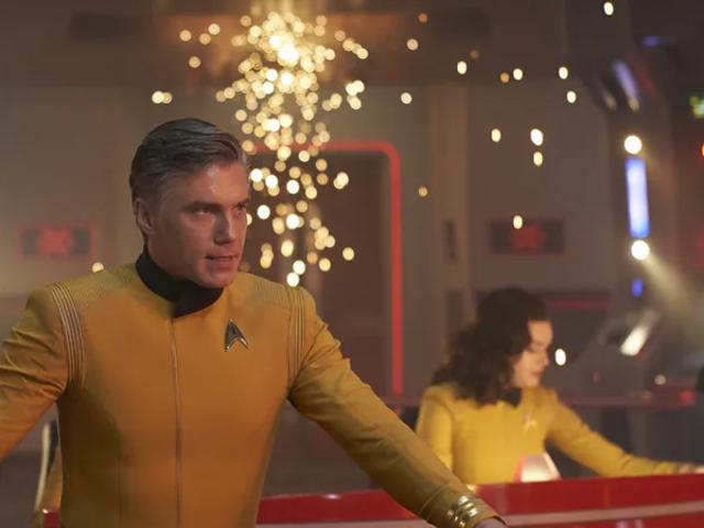 Alex Kurtzman Talks the Motivation Behind That Moment in the Star Trek: Discovery Second Season Finale